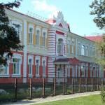 Инсарская школа №1 г. Инсар