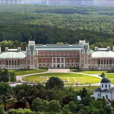 Музей-заповедник «Царицыно» Profile Picture